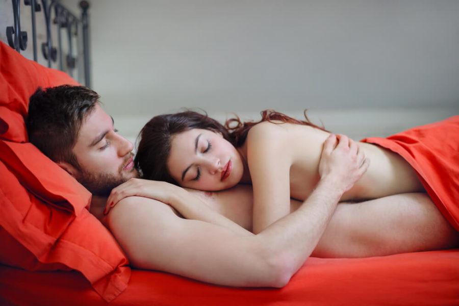 муж бревно в постели