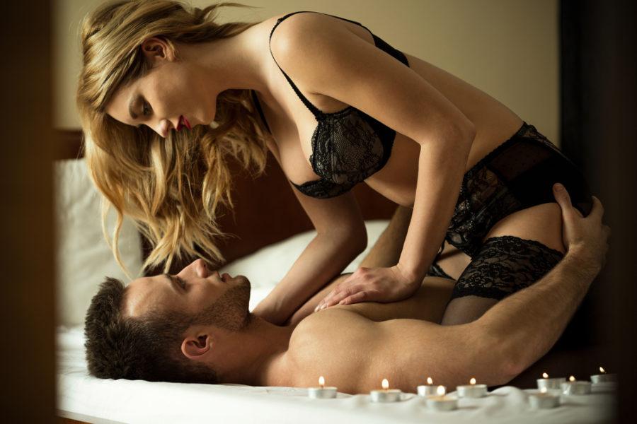 Захватывающий секс