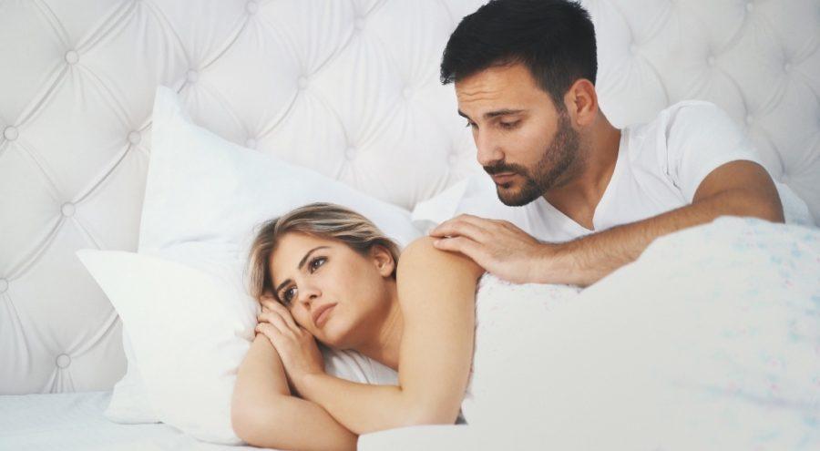 если парня не устраивает секс