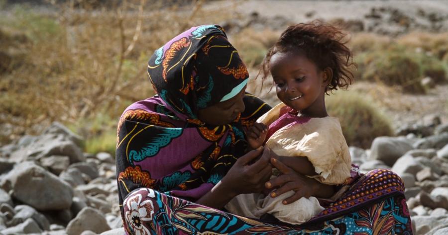 женское обрезание в африке