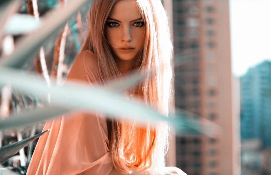 почему мужчинам нравятся длинные женские волосы