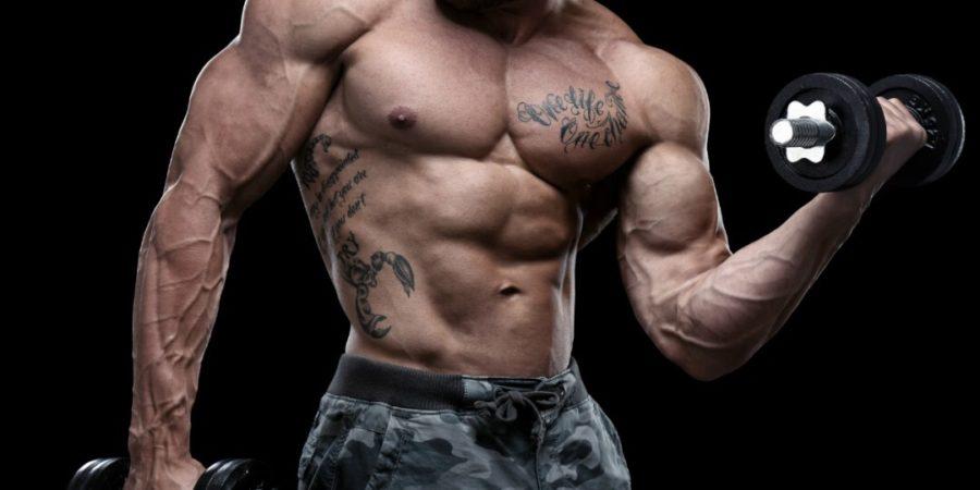 сильный мужчина
