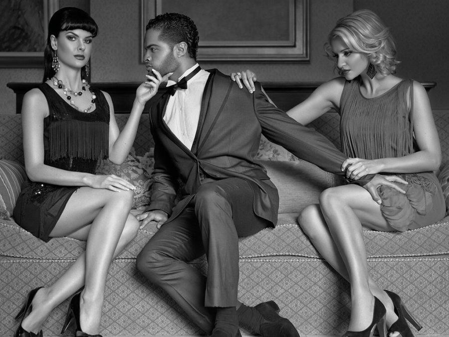 Женская ревность
