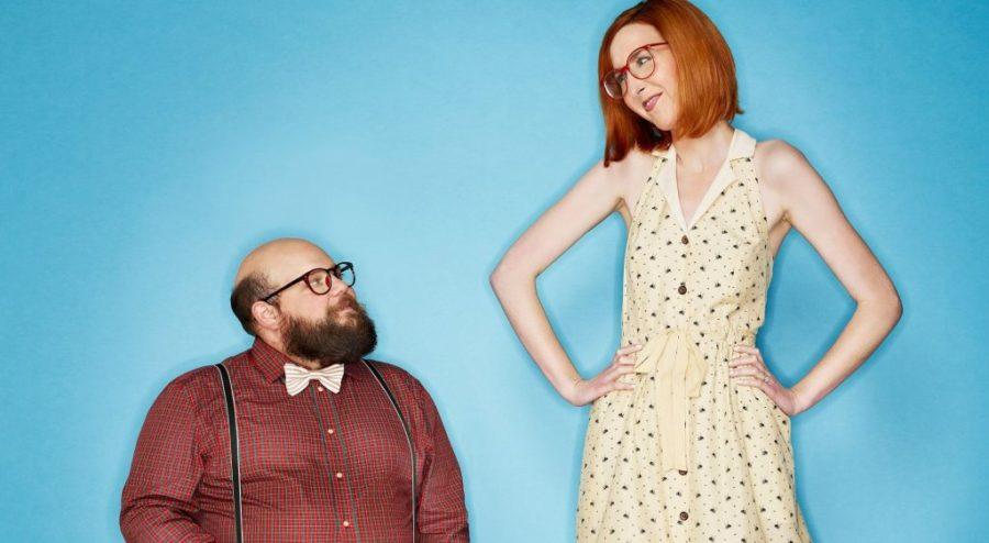 Женщина выше мужчины норма или нет