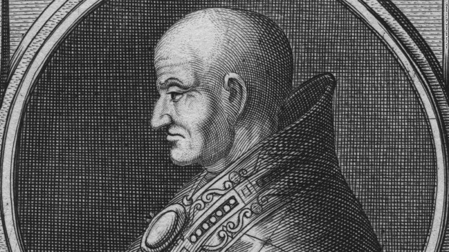 Папа Сергий III