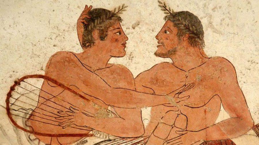 Секс в Древнем Риме