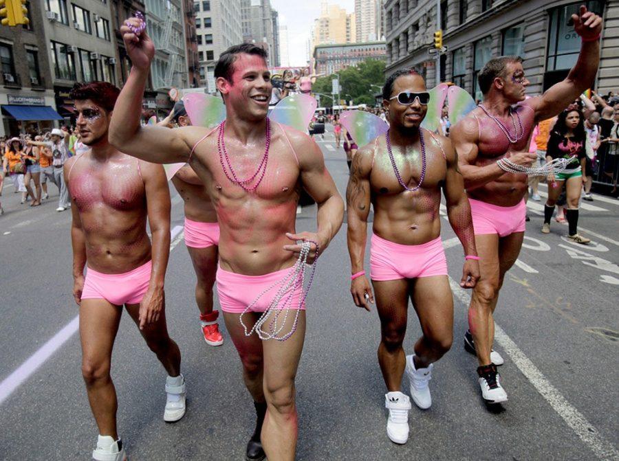 Откуда возник гомосексуализм