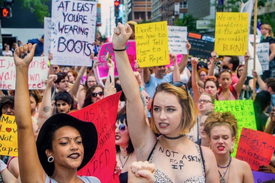 чего хотят феминистки