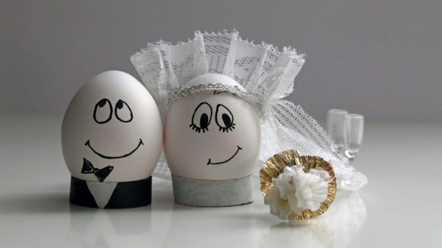 счастливы в браке