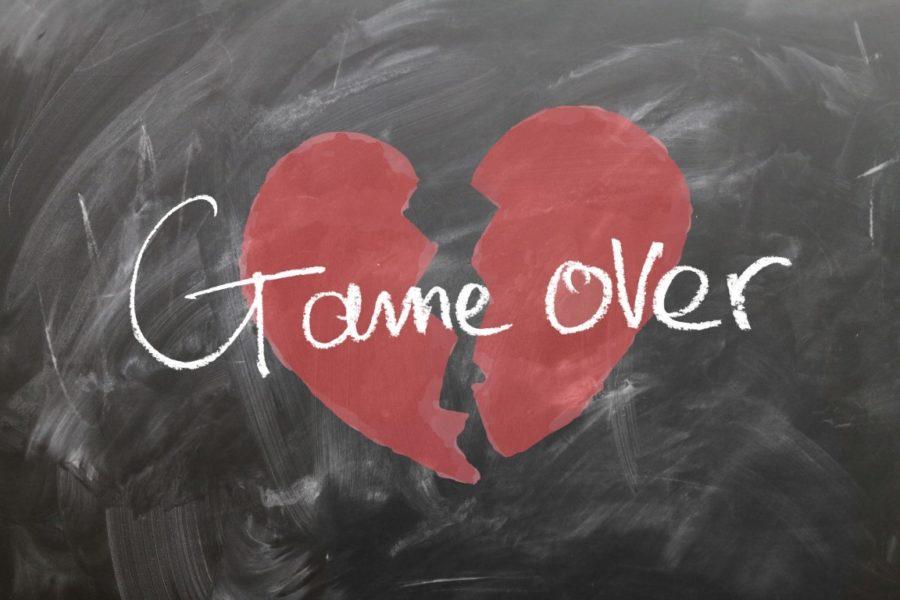 любовь уходит