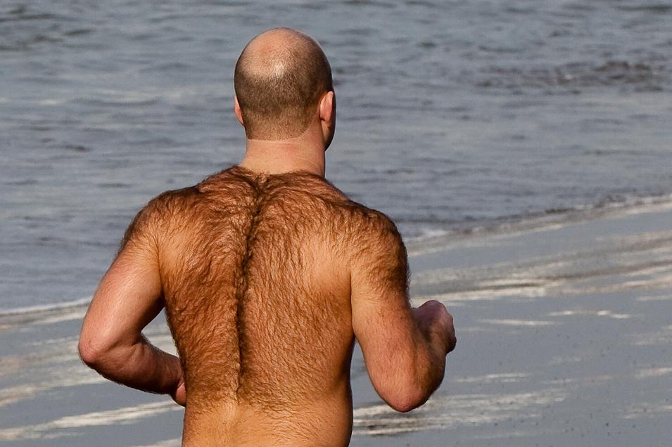 фото лысых мужчин со спины сделать чтоб просто
