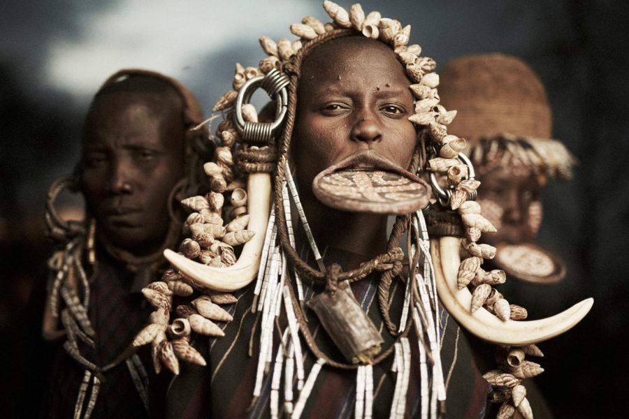 Секс культура в диких племенах