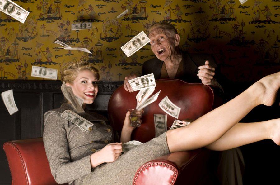 Знакомство за деньги