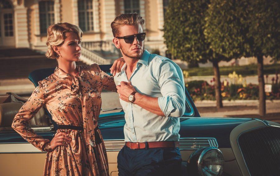 Знакомство с богатыми для серьезных отношений