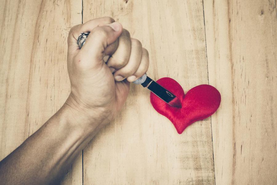 Разлюбить человека