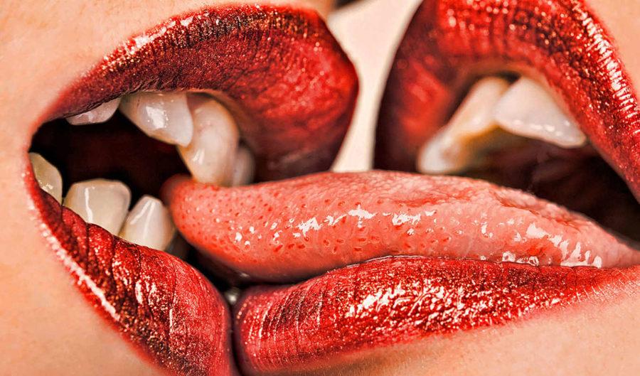 Как мужчине правильно целоваться