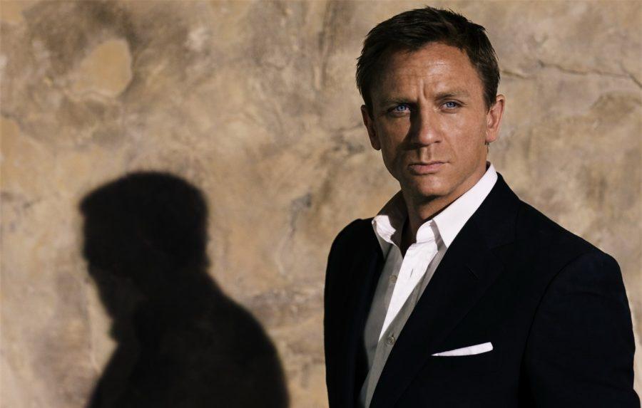 типаж мужчины агент 007