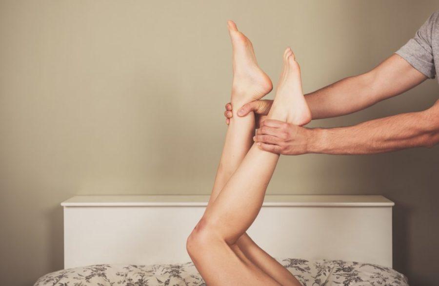 ножки как фетиш