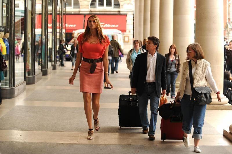 Почему мужчины любят высоких девушек