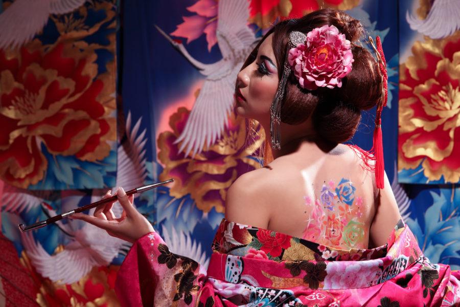 интересное о японских гейшах