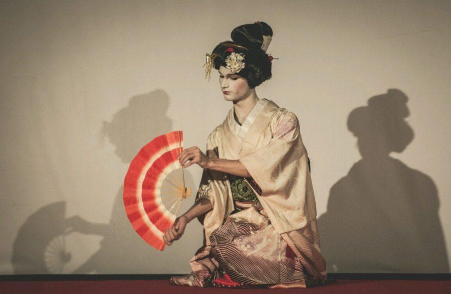 о качествах гейши