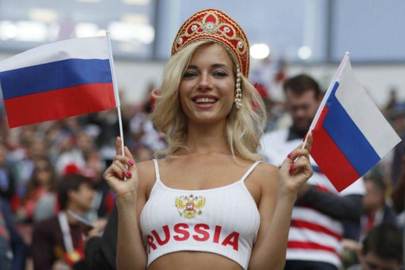 отношение иностранцев к русским женщинам