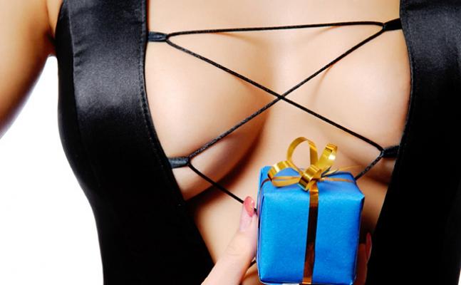 девушки хотят получать подарки