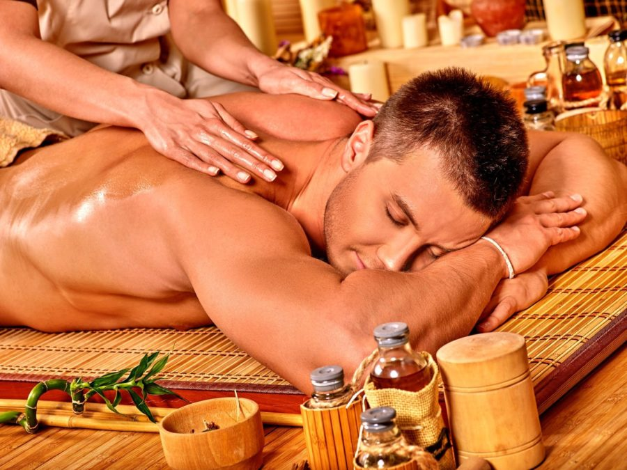 эротический массаж мужчине