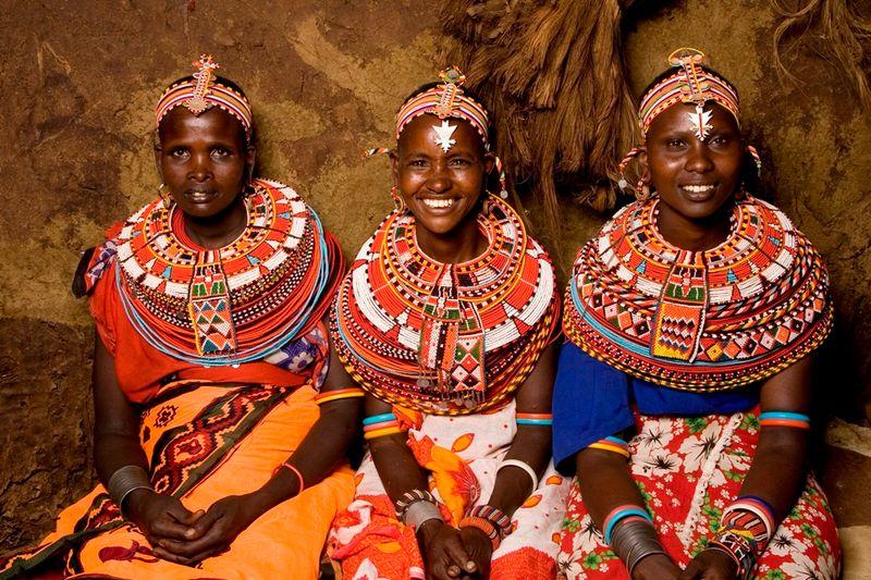 эротические обряды Африки