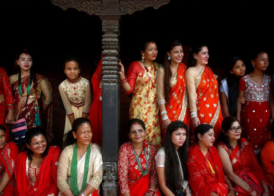 обряды жителей непала
