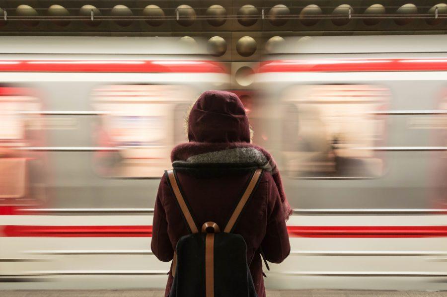 Знакомства в метро