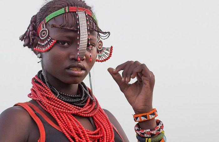 кто красивые африканки