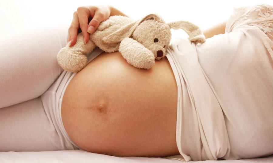 позы секса для беременных