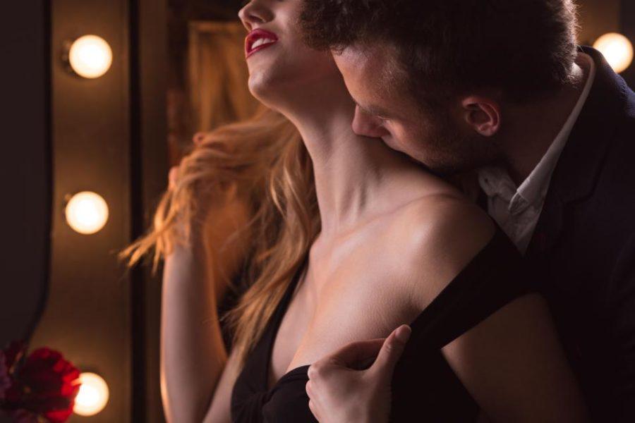 секс и эрогенные зоны