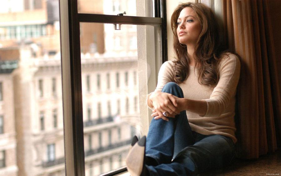 одинокая женщина без парня