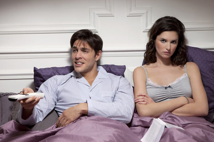 мужские отмазки от секса