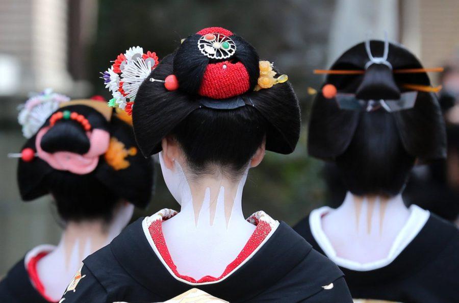 необходимые качества гейши
