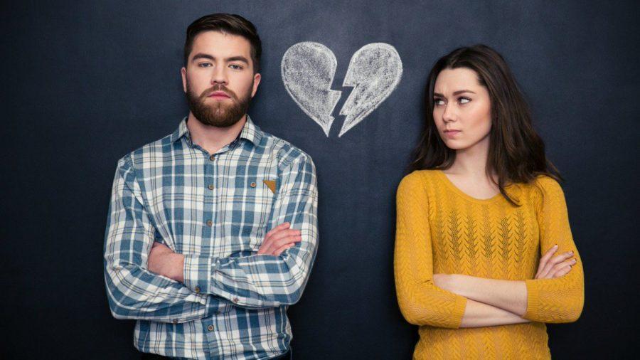 причины разводов в России