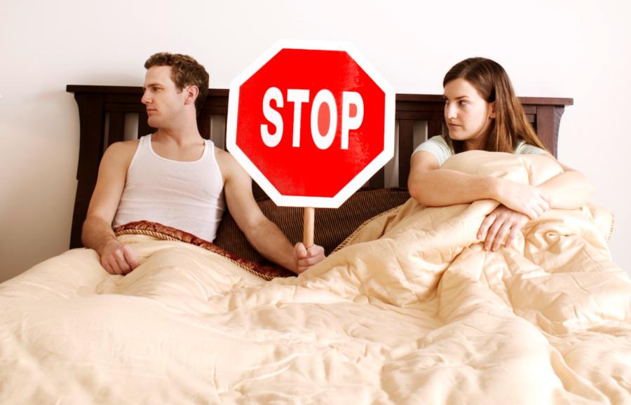 запреты в сексе разрушают отношения