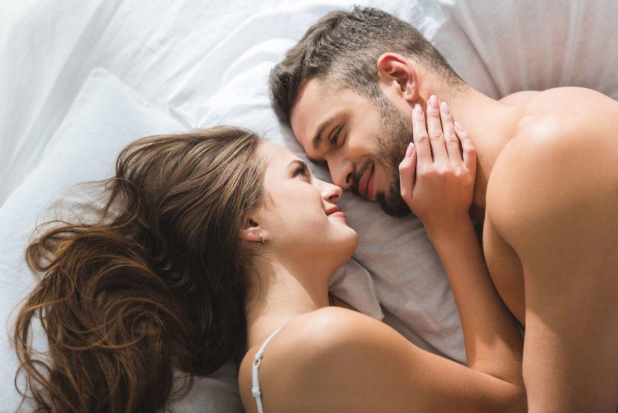 свести с ума в постели