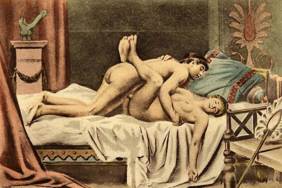 интересное про секс в Древнем Риме