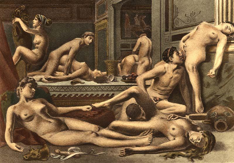 о сексе в Средневековье