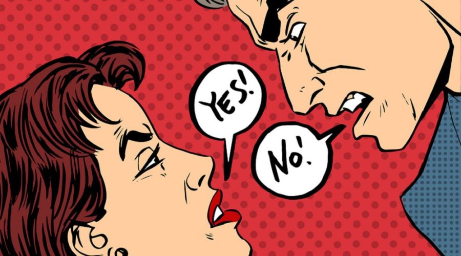 несогласие в браке