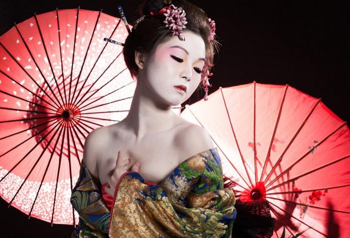 Загадки Востока японские гейши