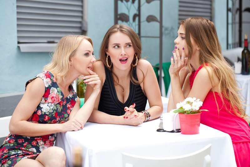 секреты у женщин