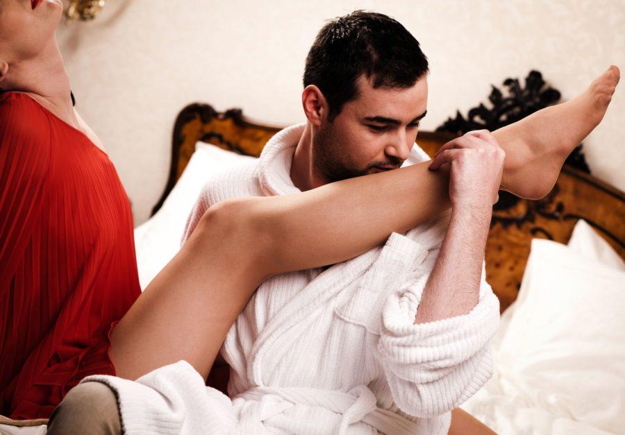 Оргазм с помощью кунилингуса