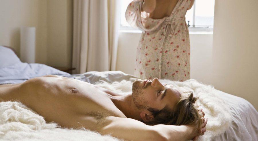 Усталость во время секса