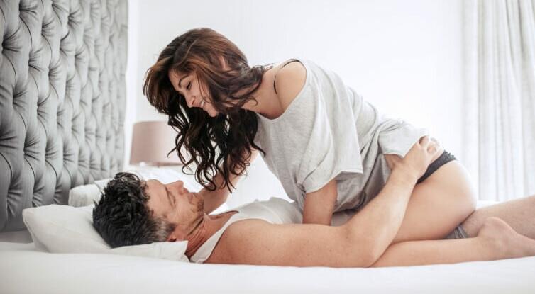 Как часто хотят секса