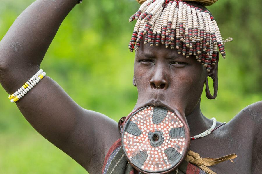какие красивые африканки