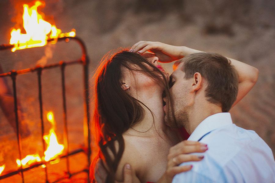 огненный секс